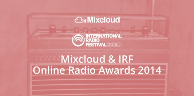 Mixcloud & IRF Online Radio Awards