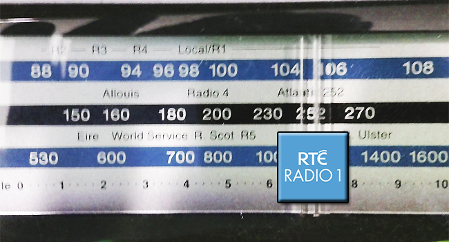 RTÉ announce extension to Longwave transmission