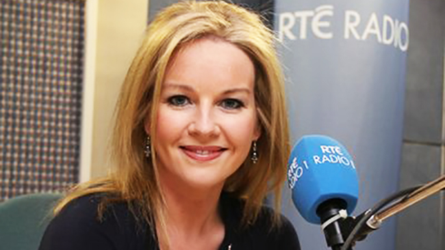 claire byrne baby