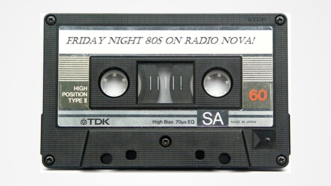 Tim Kelly to host 80s show on Radio NOVA