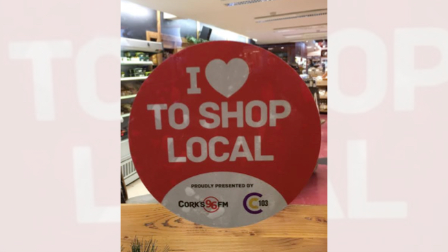 Cork stations encourage people to shop local