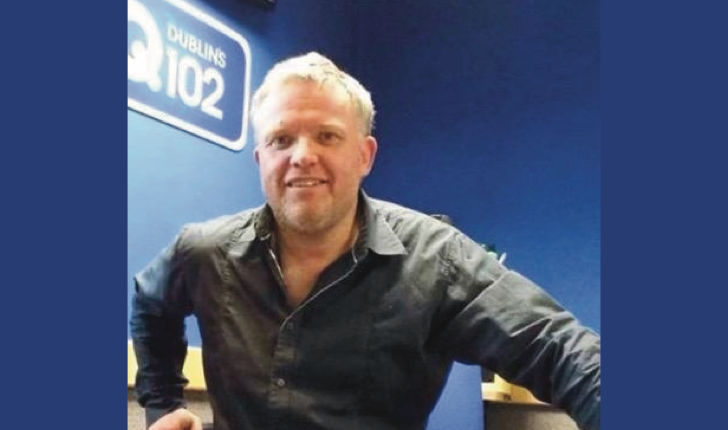 Liam Coburn moves to breakfast at Dublin's Q102